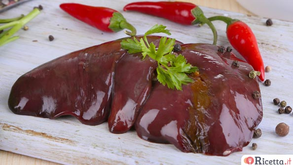 3 modi per cucinare il fegato - Come cucinare fettine di bovino ...