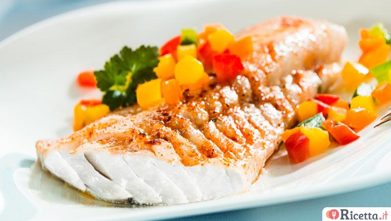 Come cucinare il pesce for Ricette cucina facili