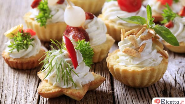 3 ricette finger food for Finger food ricette