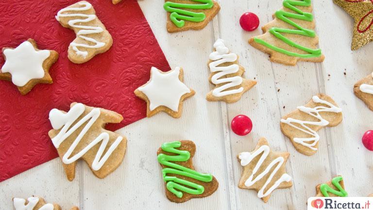 Biscotti alla cannella di Natale