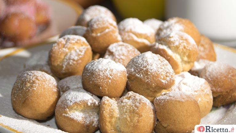 Ricette di carnevale castagnole
