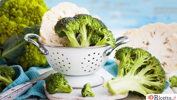 Come cucinare i broccoli for Cucinare broccoli