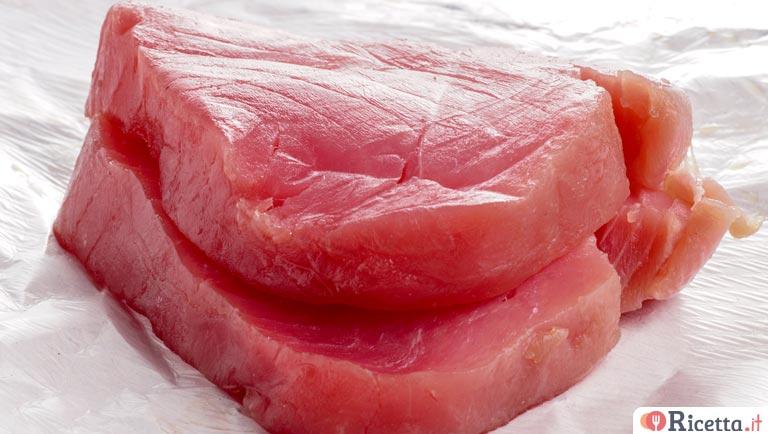 Ricetta tonno fresco al cartoccio consigli e ingredienti for Cucinare qualcosa di fresco