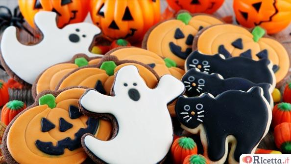 Tutti i dolci di halloween