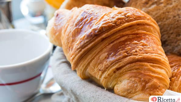 Come fare i croissant in casa
