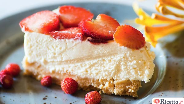 Ricette dolci bimby cheesecake