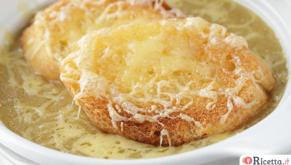 Ricetta bimby zuppa cipolle
