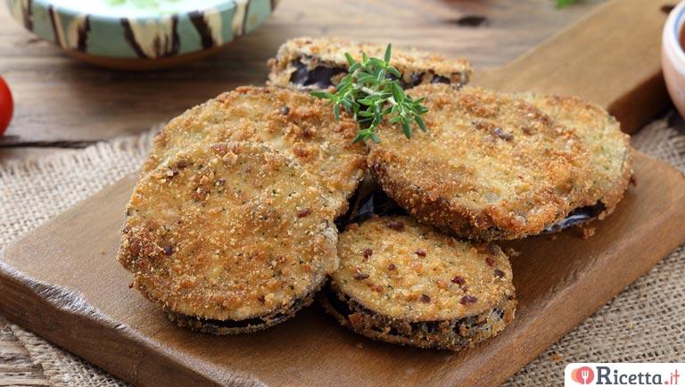 come fare le melanzane impanate | ricetta.it - Come Cucinare Le Melanzane Ripiene