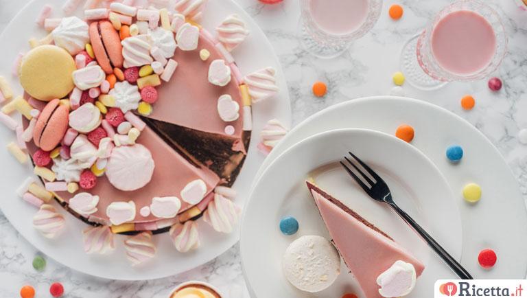 spesso Torta di compleanno per bambini | Ricetta.it RN49