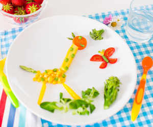 come far mangiare frutta e verdura ai bambini | ricetta.it - Cosa Cucinare Ai Bambini
