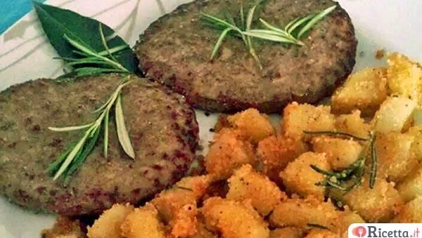 ricetta hamburger fatto in casa | ricetta.it - Come Cucinare Hamburger Di Carne