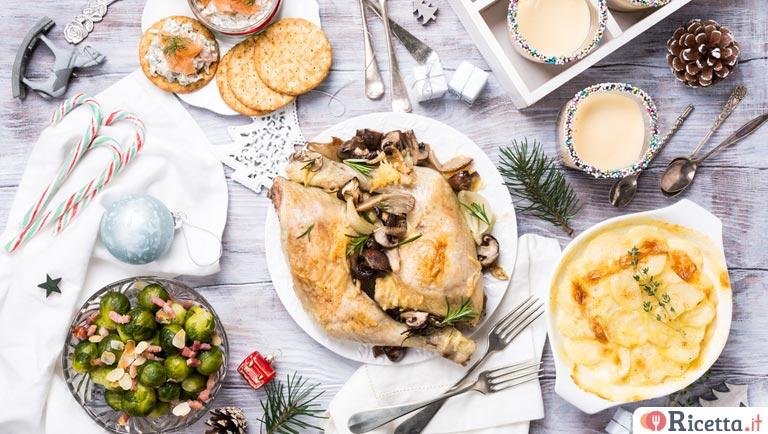 Ricette bimby primi piatti natalizi