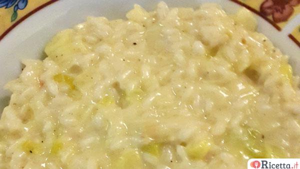 Ricetta pasta con speck e porri