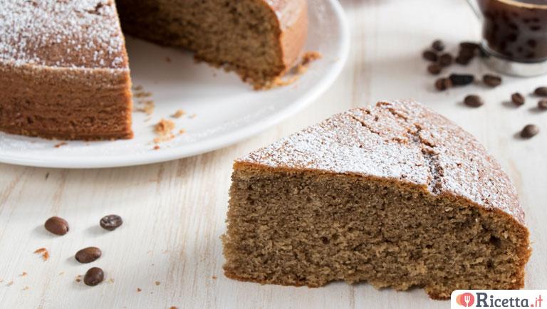 Ricetta semplice di torta al caffe