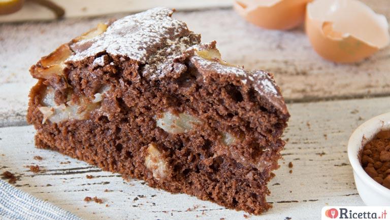 Ricette di torte con cioccolato e pere