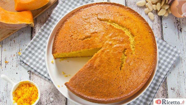 Ricetta torta di zucca con mascarpone