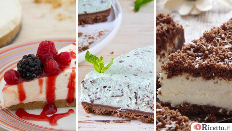 Ricette dolci facili e veloci estivi