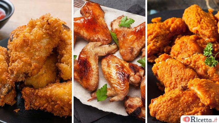 Come cucinare le ali di pollo for Cucinare wurstel al forno