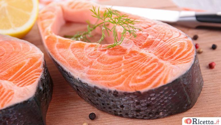 Come cucinare il salmone ricetta.it