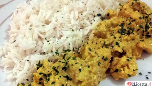 Ricetta curry di pesce e riso basmati consigli e for Pesce chicco di riso