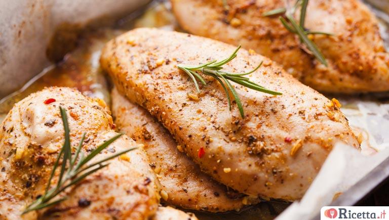 Ricette con il petto di pollo - Come cucinare le cosce di pollo in padella ...