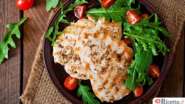 Ricette con il petto di pollo pagina 2 - Come cucinare le cosce di pollo in padella ...